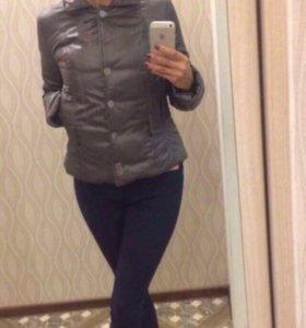 Новый Пуховик куртка
