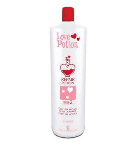 Кератин LOVE POTION REPAIR 1000 ml
