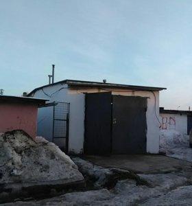 Гараж с смотровой ямой 24м в г. Лосино-Петровский