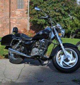 Мотоцикл baltmotors classic-200 (чоппер)