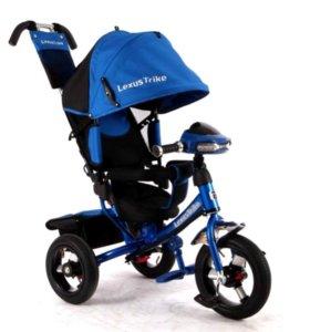 LEXUS TRIKE детский трехколесный велосипед