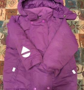 Курточка для девочки (104-116)