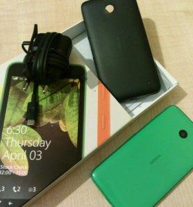 Телефон Nokia Lumina 630