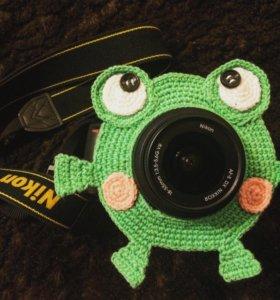 Игрушка, насадка на фотоаппарат для детей