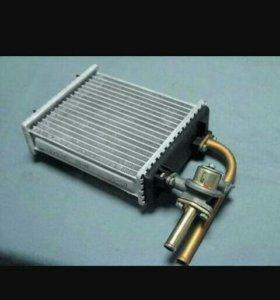 Радиатор печки на классику