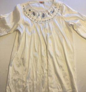 Платье блуза