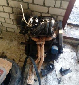 Двигатель ваз 1.6 8 клапанов