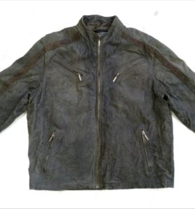 Куртка кожа/нубук