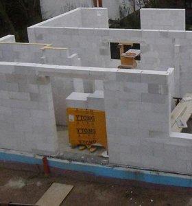 Керамические блоки, газобетонные блоки