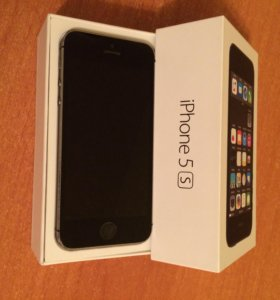 iPhone 5 S 16 black