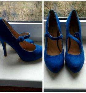 Новые!!! туфли