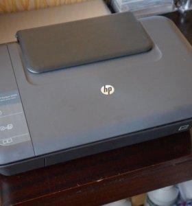 МФУ принтер-сканер hp