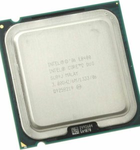 Intel Core2 Duo Processor E8400