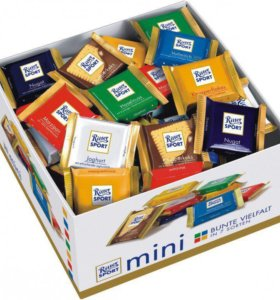 Коробка шоколадок