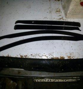 Ветровики Ford Focus 2