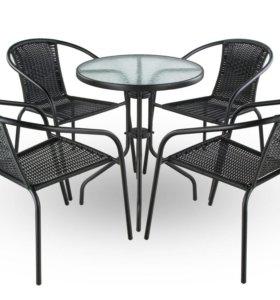 Садовая мебель 5 элементов