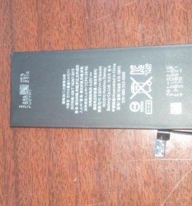 Аккумулятор iphone 6s 5s