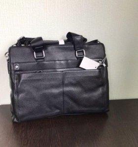 Портфель сумка под документы Calvin klein
