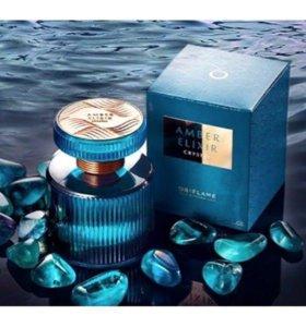 Туалетная вода Amber Elixir Crystal Орифлейм