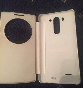 Оригинальный чехол на LG G3s