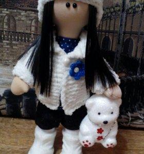 Интерьерная куколка