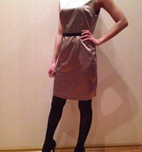 Платье шёлк 500