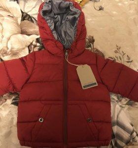 Куртка Zara новая!
