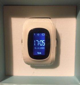 Новые Часы для ребёнка с GPS датчиком