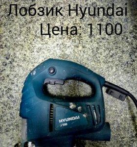 Лобзик Hyundai
