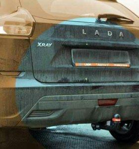 Фаркоп Bosal на Lada X-Ray