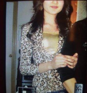 Кофта, пиджак и блузка