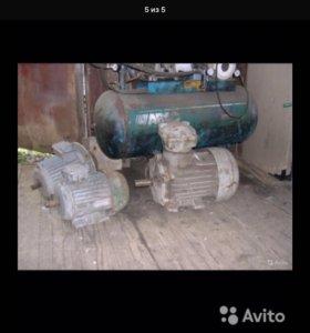 Электродвигателя СССР и Италия