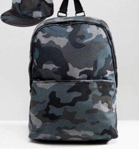 Набор: Рюкзак + Кепка (новые)