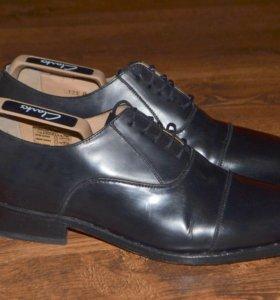 мужские туфли Samuel Windsor кожа