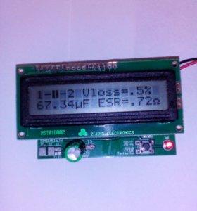 ESR тестер радиодеталей TS-M8N