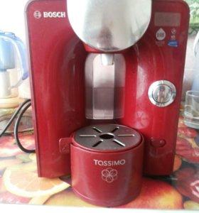 Продам кофемашину BOSCH TASSIMO