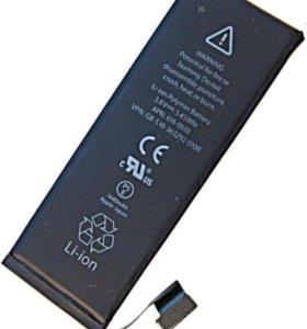 Аккумуляторные батареи на ВСЕ Apple/iPhone 4,5,6,7