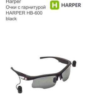 Блютуз наушники-очки