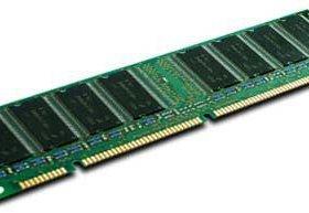 память SDRAM PC133, PC100