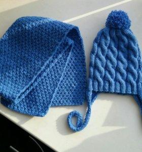 Детская шапочка и шарфик.
