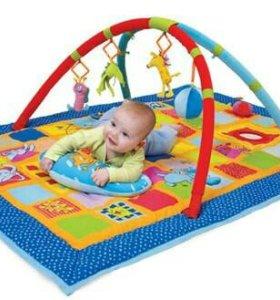 Развивающий коврик taf toys