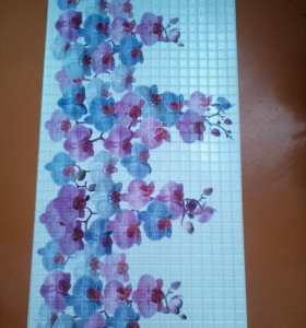 Панель декоративная мозаика орхидеи