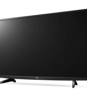 4к телевизор LG 49UH610V
