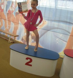 Купальник для художественной гимнастики 116-122