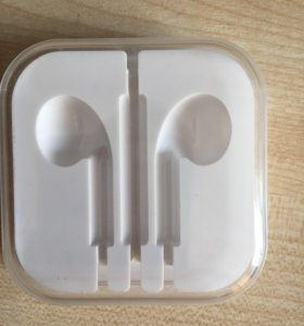 Коробка из под наушников EarPods