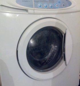 Узкая 32см стиральная машина Самсунг