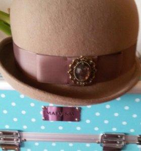 Новая элегантная шляпка