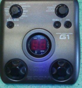 Гитарная приставка ZOOM G1