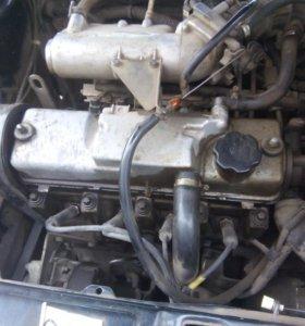 Двигатель 21083 1.5 8кл