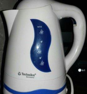 Чайник электрический+подарок